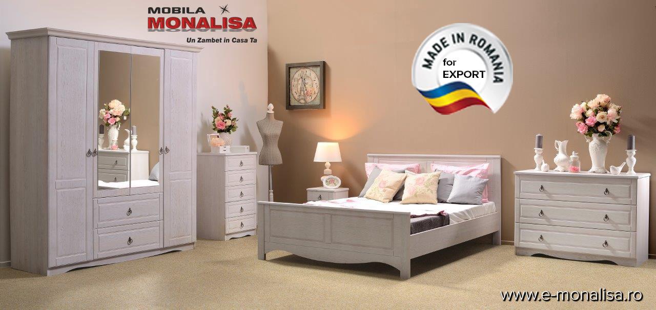 Mobila dormitor Blanca Bucuresti