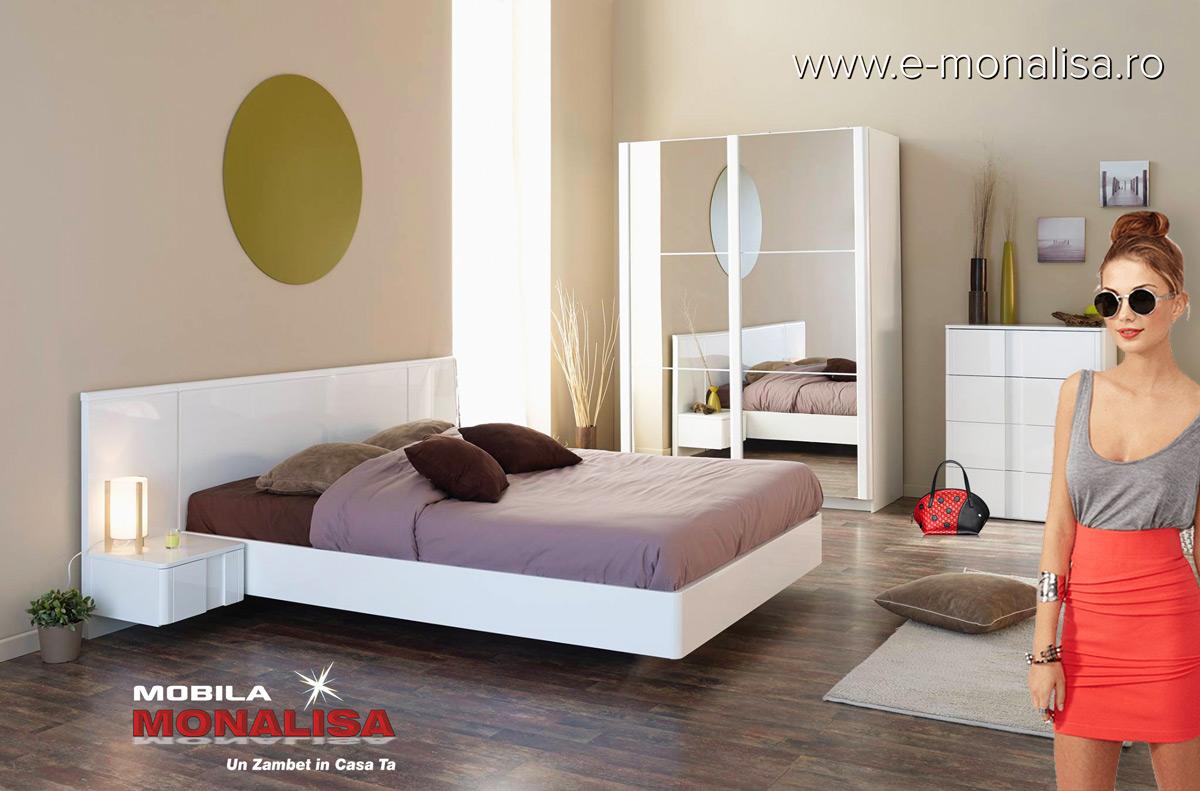 Mobila Dormitor Lux Mobilenia - Bucuresti