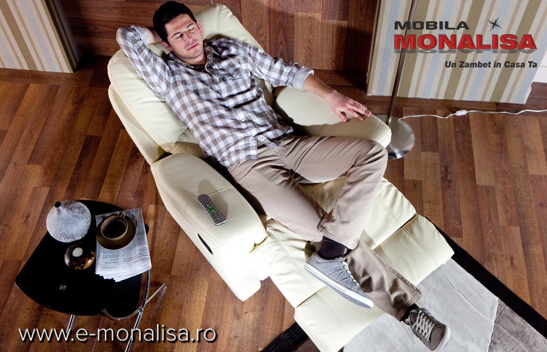 Fotoliu Recliner / Relaxare Pret / Preturi