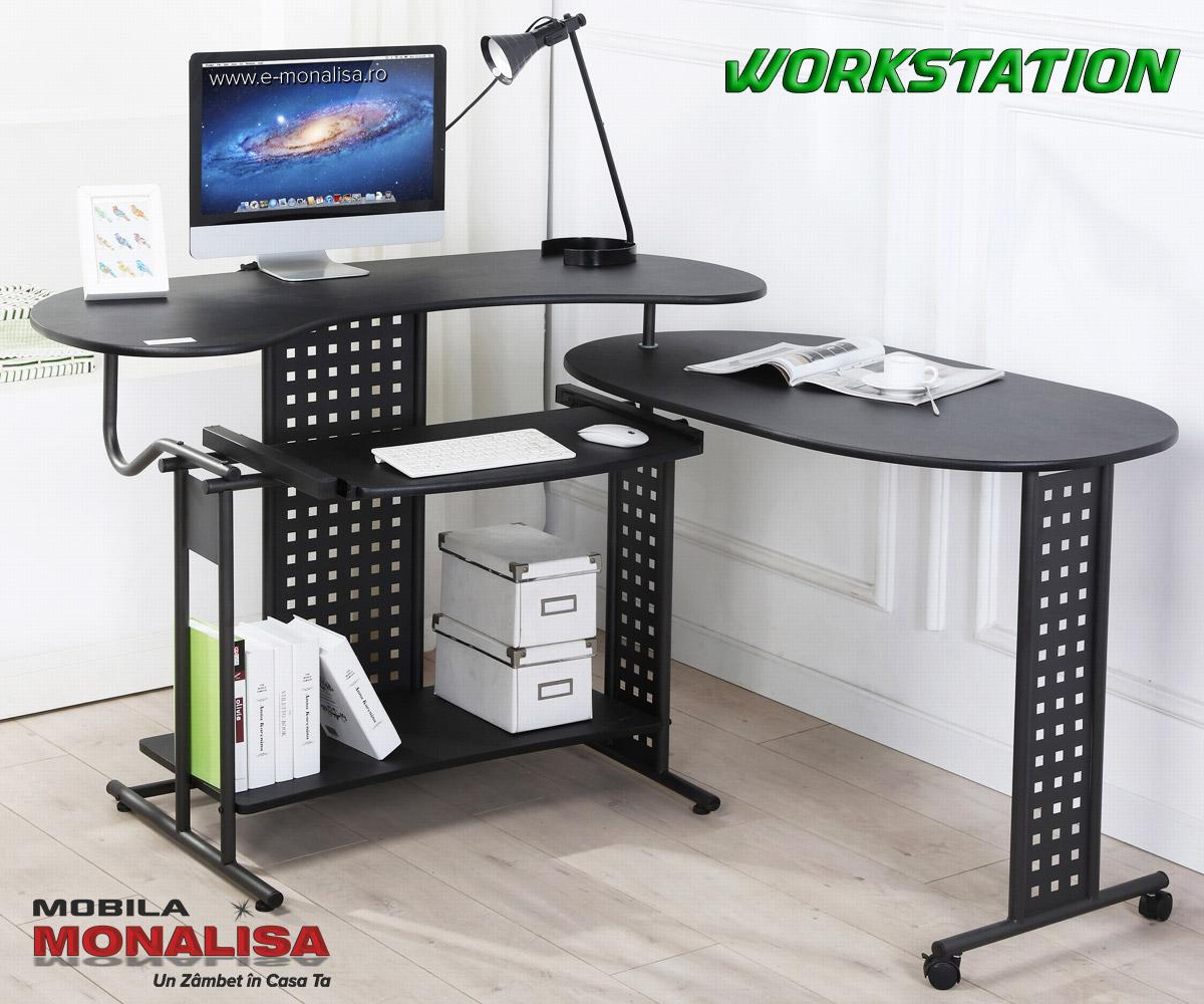Birouri moderne multifunctionale pentru calculator