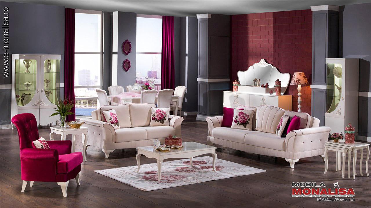 Canapele clasice extensibile de lux