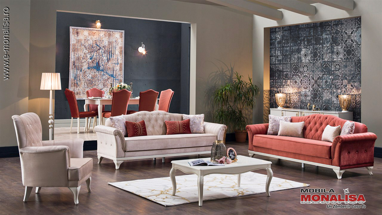 Canapele turcesti elegante extensibile