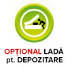 Optional Lada depozitare