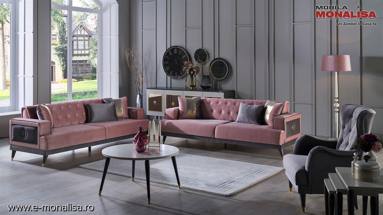 Canapele si fotolii originale de lux Prada