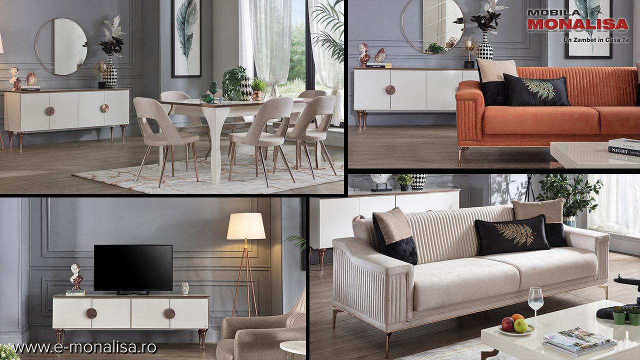 catalog mobila alba eleganta de calitate oferta preturi