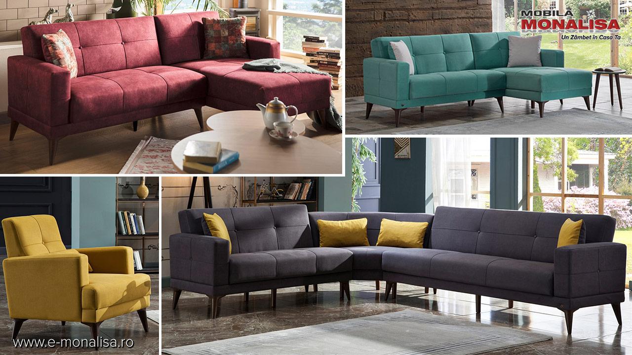 Canapele si coltare ieftine Bucuresti