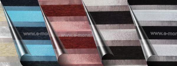 Paletar materiale textile pentru PERNE | Stofe seria Lara Doble