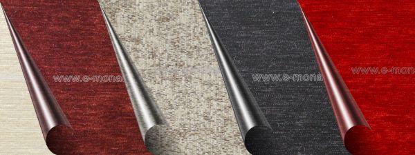 Paletar materiale textile | Stofe seriile Lara si Neo