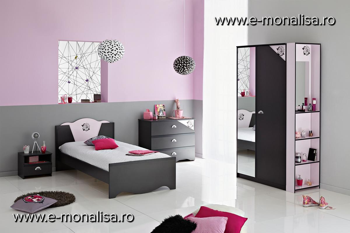 Dormitor Tineret Modern Tatoo